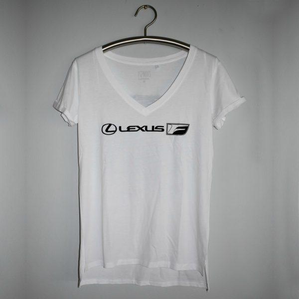 Lexus-Farnbacher-Racing-Damen-Tshirt-weiss